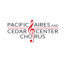 PacificAires and Cedar Center Choruses